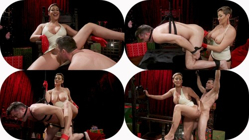 Ryan Keely - the Holiday Tribute: Ryan Keely receives new toy Lance Hart - Ryan Keely, Lance Hart (Kink.com-2018)