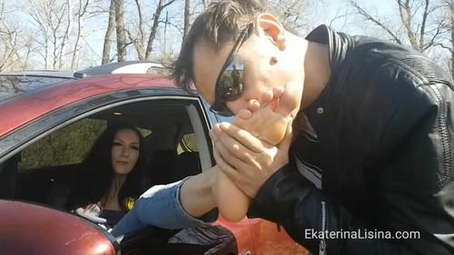 Car Pick Up [Huge Size-47 in Ekaterina Lisina.]