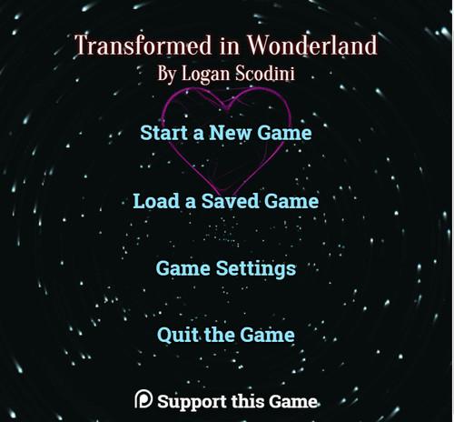 Logan Scodini - Transformed In Wonderland - Version 170205