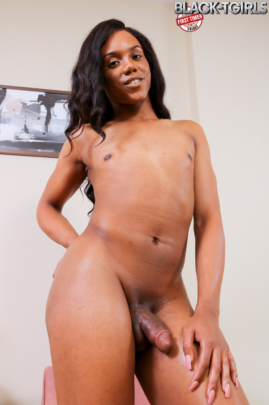 First Timer Friday: Kandi Janae Cums! (21 December 2018)