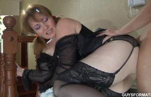 ouefrdh5034l - Pantyhose Mom Lorenza