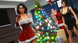Milfy City - Christmas Episode + Incest Patch