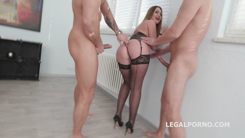 [LegalPorno] Monsters of DAP with Milana Love No Pussy Balls Deep Anal Almost All Balls Deep DAP Serious Gape TAP GIO532 / 20.01.2018 [Gangbang, A2M, Anal, DAP, TAP, Lingerie, Stockings, Gape, 480p]