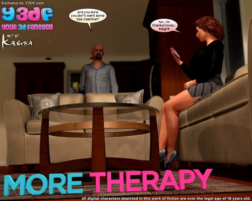 More Therapy (Y3DF) Cover