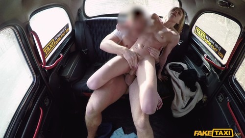 [FakeTaxi / FakeHub] Angel Emily - Petite French Babe Loves Czech Dick (04.04.2018) [2018 , Car & Taxi Sex, POV, Teen, Petite, Lingerie, Blonde, Tattoo, Small Tits, Hairy Pussy, Big Cock, Blowjob, Deep Throat, Doggystyle, Gonzo, Hardcore, All Sex]