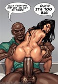 Interracial comic by BlacknWhitecomics - The KarASSians the Next Generation - 186 pages
