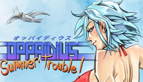 SbargiSoft - Oppaidius Summer Trouble!