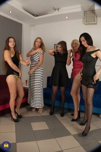 Renata Fox, Arty, Bella O, Calina, Leyla C