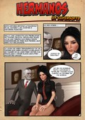 Supersoft2 - Hermanos - 3d dilf comic