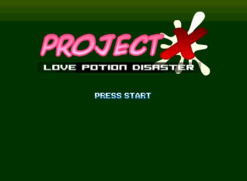 Zeta Team - Project X: Love Potion Disaster - NExT Build - Version 7.4