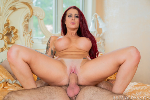 Jules Jordan - Tana Lea In Your Big Tit MILF Private Fantasies