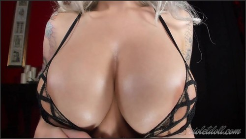 Titty Freaks Relapse - Violet Doll  - iwantclips