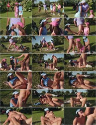 Tw1stysH@rd 190217 Adria Rae And Jade Amber Hardcore Sex Showdown Part 2 [SD 400P]