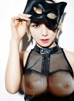 Choa AOA fake nude