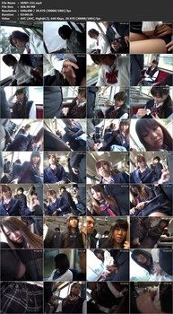 HUNT-151 BUKKAKE City Bus - Schoolgirl Edition - Schoolgirl, Other Fetishes, BUKKAKE