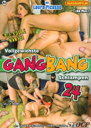 Vollgewichste Gangbang Schlampen 24 (2009)