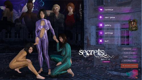 Elun Games - Secrets - Episode 3 - Version 1.1