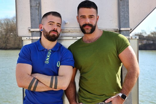 EricVideos - I Got Plowed By Teddy (Guillem & Teddy Torres) Bareback