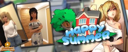 Caizer Games - Happy Summer - Version 0.1 + Walkthrough