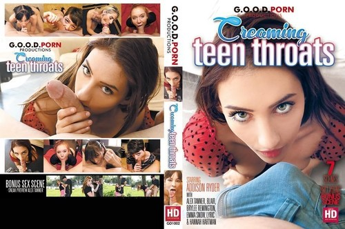 Amateurs - Creaming Teen Throats  (2019/HD) G.O.O.D.PornProductions